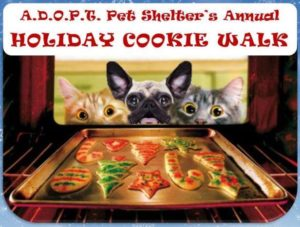 12/8  Holiday Cookie Walk