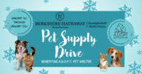 January Hosted Supply Drive