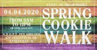 Spring Cookie Walk
