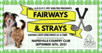 2021 Fairways and Strays Golf Outing